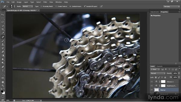 Panel updates: Photoshop CS6 New Features Overview