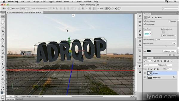 Improved viewport navigation: Photoshop CS6 New Features Overview
