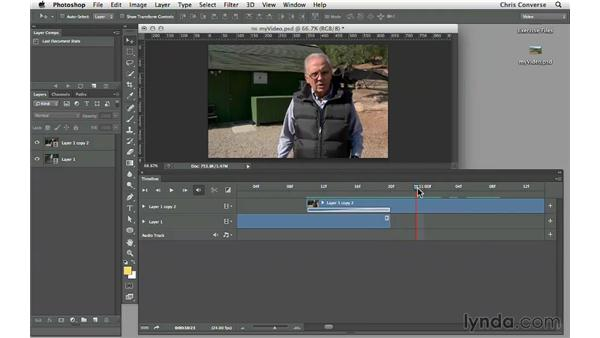 Moving and transitioning video: Design the Web: Video Graphics and Animation