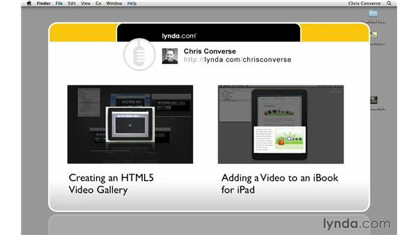 What to do with new video: Design the Web: Video Graphics and Animation