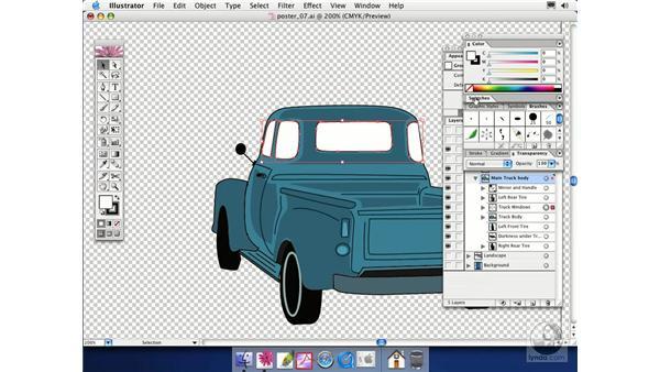 opacity: Illustrator CS Essential Training