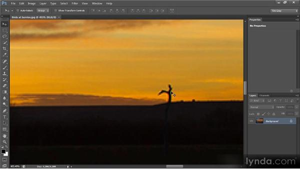 The ethics of cleanup: Photoshop CS6 Image Cleanup Workshop