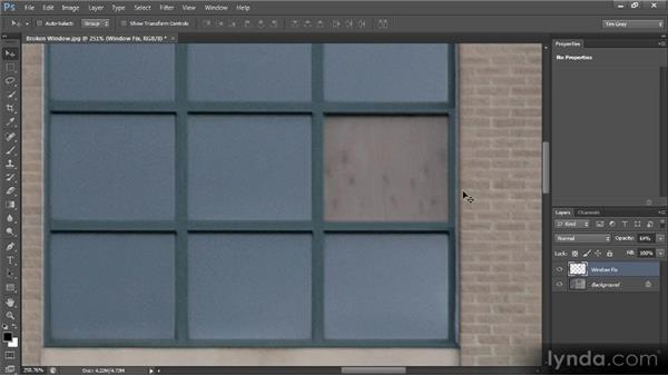 Manual patching: Photoshop CS6 Image Cleanup Workshop