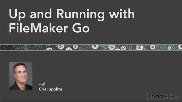 Goodbye: Up and Running with FileMaker Go