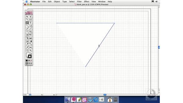 pen: Illustrator CS Essential Training