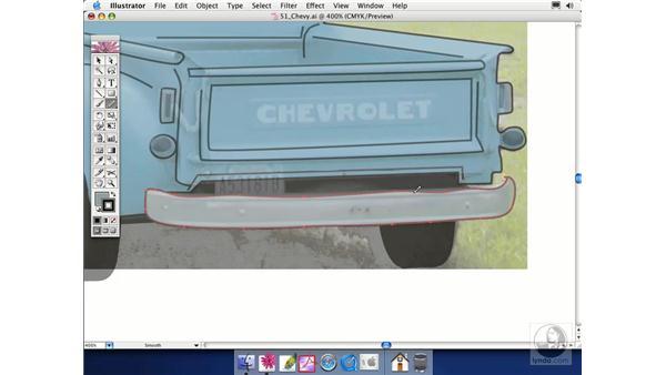 smooth erase: Illustrator CS Essential Training
