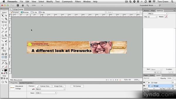 Preparing for Edge: Fireworks CS6 Workshop