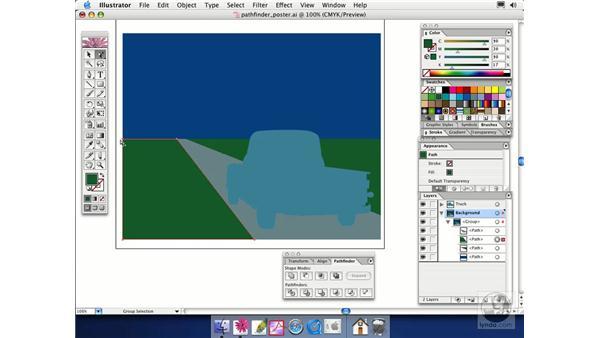 pathfinders: Illustrator CS Essential Training