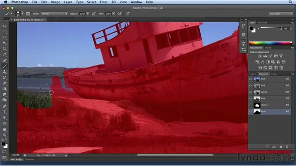 Selecting the boat: Bert Monroy: Dreamscapes Volume 3