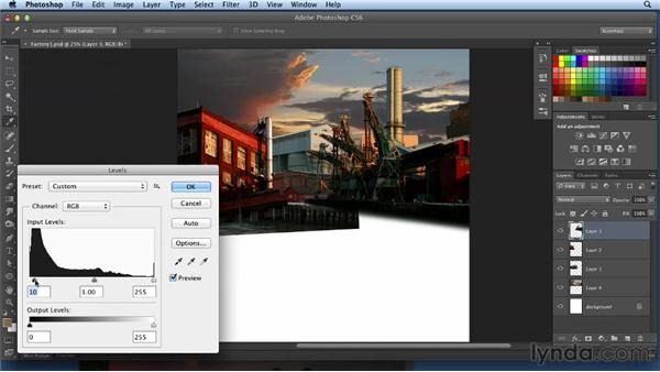 Compositing a polluted sky: Bert Monroy: Dreamscapes Volume 3