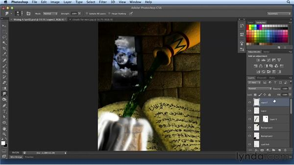Making vapor: Bert Monroy: Dreamscapes Volume 3