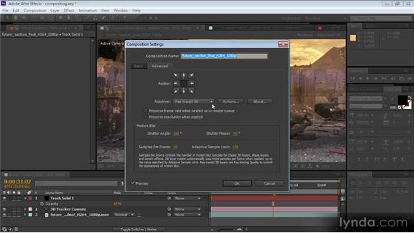 The 3D Camera Tracker: After Effects CS6 New Features Overview