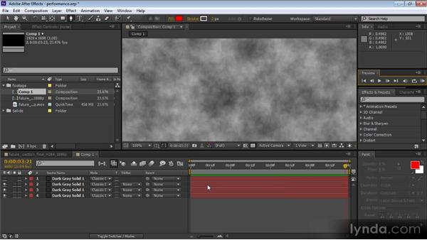 Global performance cache and persistent disk cache: After Effects CS6 New Features Overview