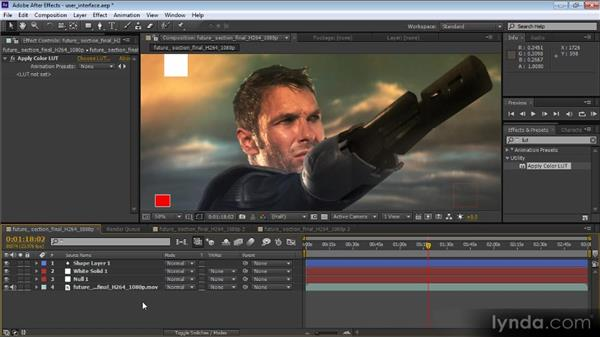 Miscellaneous new and changed features: After Effects CS6 New Features Overview
