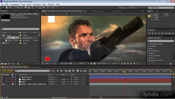 Removed features and suggestions for new workflows: After Effects CS6 New Features Overview