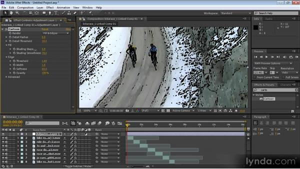 Dynamic Link improvements: Premiere Pro CS6 New Features Overview
