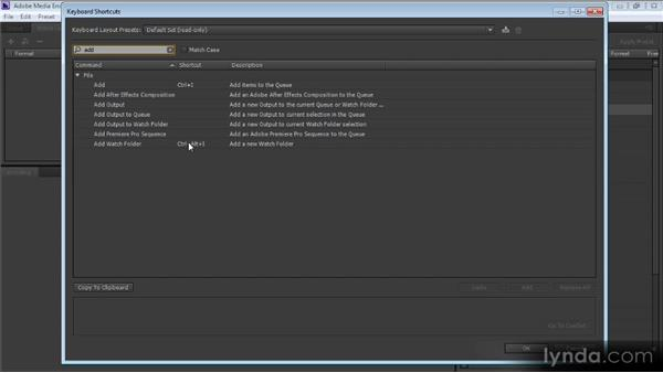 Adobe Media Encoder user interface changes: Premiere Pro CS6 New Features Overview