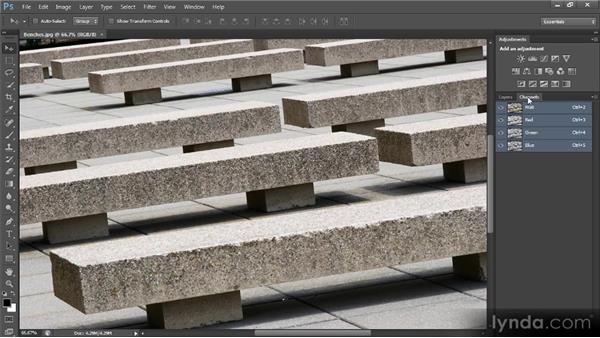 The panels: Photoshop CS6 Quick Start for Photographers