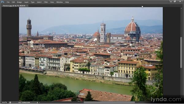 View options: Photoshop CS6 Quick Start for Photographers