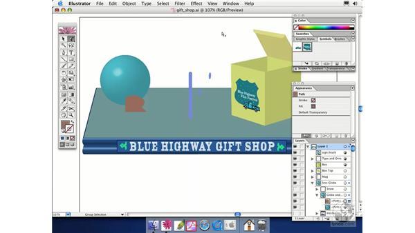 revolve: Illustrator CS Essential Training