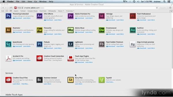 What is the Creative Cloud?: Illustrator CS6 New Features Overview