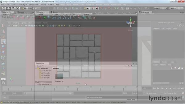 Using the exercise files: Learn to Texture for Games