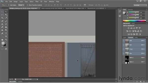 Working with texture sheets: Learn to Texture for Games