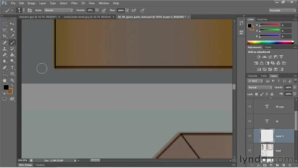 Cleaning up seams and joints in textures: Learn to Texture for Games