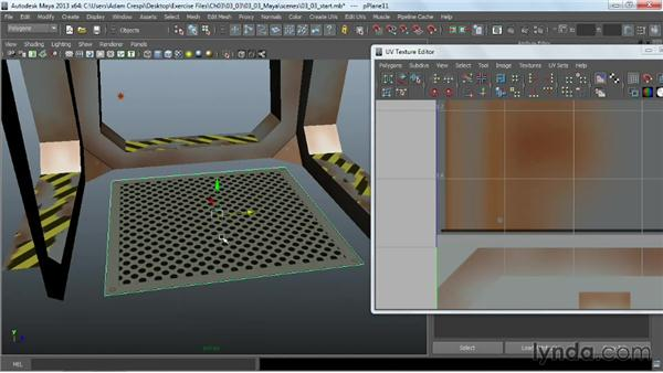 Tweaking specular maps for joints and seams: Learn to Texture for Games