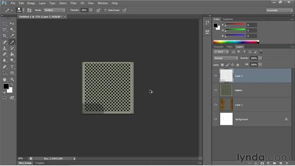 Painting cubic reflection maps: Learn to Texture for Games