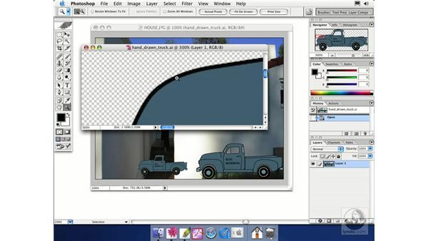 Photoshop: Illustrator CS Essential Training