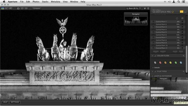 Image conversion: Brandenburger Tor, Berlin, Germany: Artist in Action: Joseph Linaschke's Large Scale Black-and-White Photographs