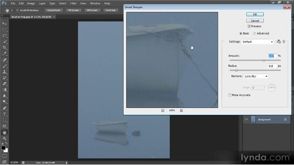 When not to sharpen: Optimal Output with Photoshop CS6