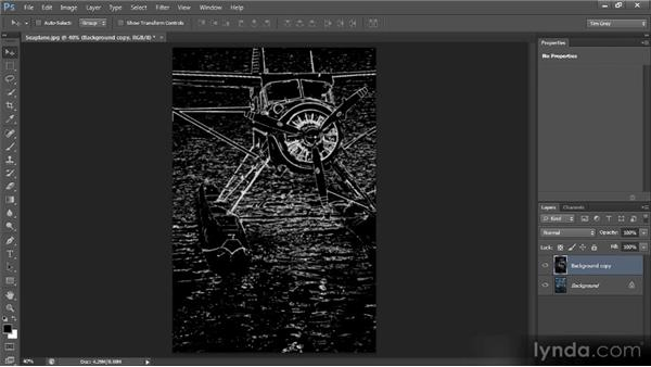 Sharpening just the edges: Optimal Output with Photoshop CS6