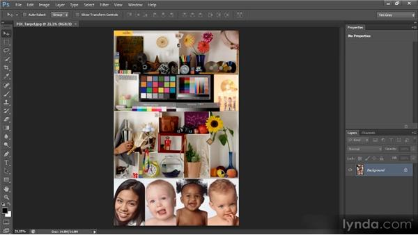 Addressing a print mismatch: Optimal Output with Photoshop CS6