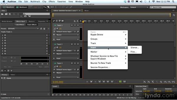 Mixing tracks with live instrumentation: SmartSound Sonicfire Pro 5 Workshop