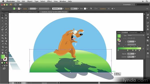 Gradients: Up and Running with Illustrator CS6