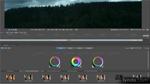 Using a trackball: Getting Started with SpeedGrade CS6