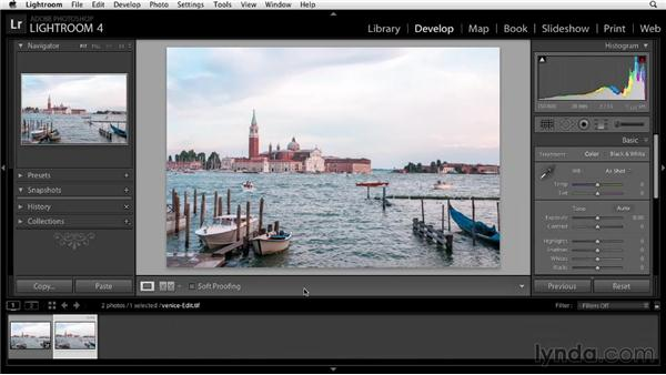Taking the photo from Lightroom to Photoshop: Enhancing a Travel Photo with Photoshop and Lightroom