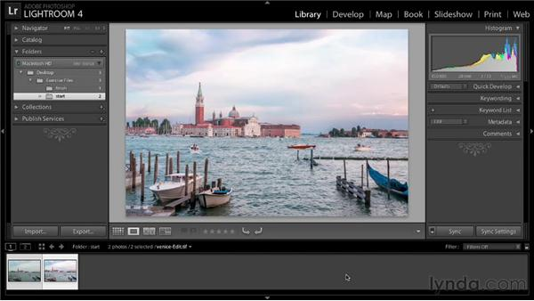 Next steps: Enhancing a Travel Photo with Photoshop and Lightroom