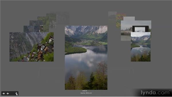 Using Review mode: Bridge CS6 for Photographers