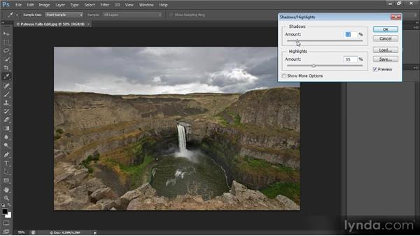 Maximizing detail in a single image: Getting Started with HDR