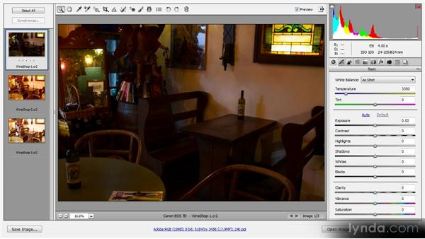 Assembling from Adobe Bridge: Getting Started with HDR