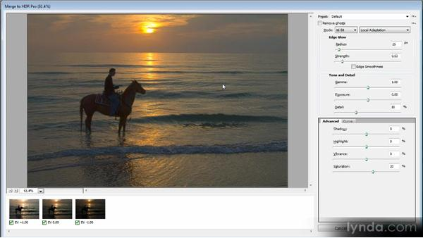 Assembling from Lightroom: Getting Started with HDR