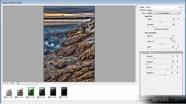 Tone and detail: Getting Started with HDR