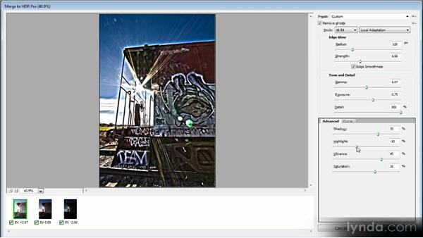 Assembling a creative HDR image: Getting Started with HDR