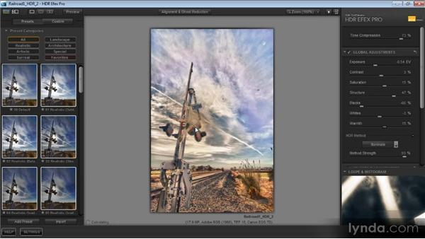 Choosing an HDR method: Getting Started with HDR