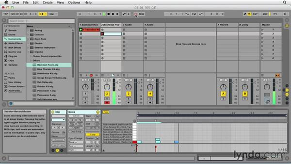 Welcome: Ableton Live 9 Essential Training