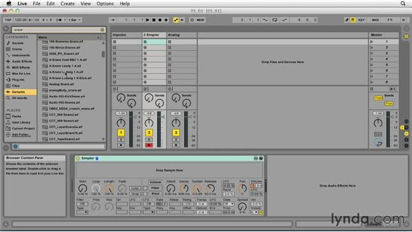 What is a software instrument?: Ableton Live 9 Essential Training