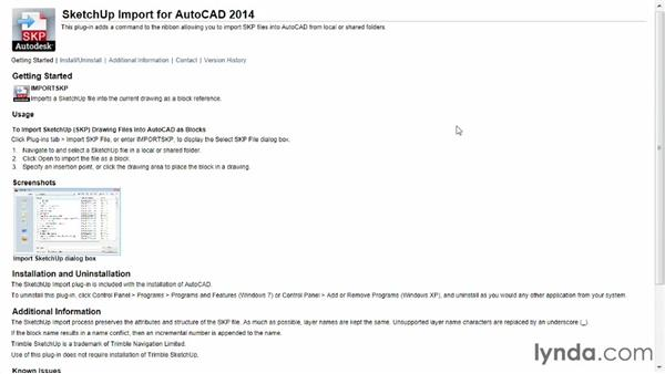 Managing Exchange apps: AutoCAD 2014 New Features